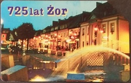 Telefonkarte Polen - 750 Jahre Zory - Poland