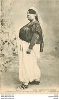 WW ALGERIE FEMMES. Femme Juive En Costume D'intérieur - Mujeres