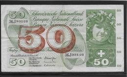 Suisse - 50 Francs - Pick N°48k - TB - Schweiz