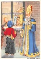 Sinterklaas Met Zwarte Piet 2 - Nikolaus