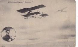 "Bigal Sur Biplan ""Sommer"" - Airmen, Fliers"