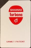 Telefonkarte Polen - Bananas Turbana - Poland