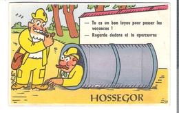 D 40. CARTE à SYSTEME  De HOSSEGOR - Móviles (animadas)