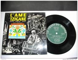 L'AME TZIGANE ORCHESTRE FOLKLORIQUE HONGROIS S/ LA DIRECTION DE SANDOR LAKATOS / HONGRIE - Unclassified