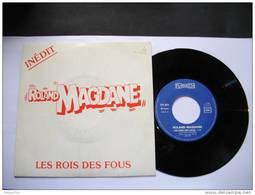 INEDIT / ROLAND MAGDANE / LES ROIS DES FOUS/LA TARTE AUX PRUNEAUX / 1981 - Humor, Cabaret
