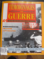 Revues :Témoignages De Guerre De 1939 à 1945- 12 Fascicules Assemblés Dans Un Classeur (41 à 52) - Revues & Journaux