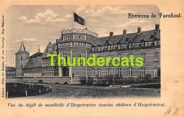 CPA ENVIRONS DE TURNHOUT VUE DU DEPOT DE MENDICITE D'HOOGSTRAETEN ( ANCIEN CHATEAU D'HOOGSTRAETEN - Hoogstraten