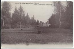 ARLON - Château Du Bois D'Arlon - Arlon