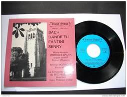 GRAND ORGUE/BACH/DANDRIEU/FANTINI/SENNY/  DEDICACE Marie-Andrée MORISSET - Instrumental