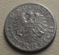 1946 - Autriche - Austria - 50 GROSCHEN - KM 2870 - Austria