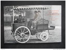 LES ANCÊTRES AUX USINES DE DION-BOUTON - N°4 Dog-car à Vapeur (1885) - Cartes Postales