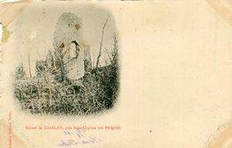 ROUFFIGNAC ST CERNIN DE REILHAC - Ruines De Cazelat Près St Cyprien - Autres Communes