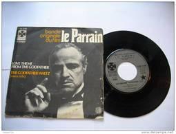 LE PARRAIN / BO DU FILM / LOVE THEME/FROM THE GODFATHER / 45 TOURS - Filmmusik