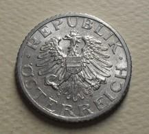 1955 - Autriche - Austria - 50 GROSCHEN - KM 2870 - Austria