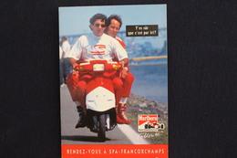 F-239 / Affiche Publicitaire, Malboro - World Championship Team - Ayrton Senna - Rendez-vous à  Spa - Francorchamps - Sportifs