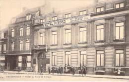 59 - HAZEBROUCK : HOTEL Du NORD ( Maison DUMES & MEURETTE ) Et Annexe  ( Bon Plan Animé ) CPA 1905 - Nord - Hazebrouck