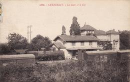 CEYZERIAT  Centenaire De La Voie Férrée Bourg Oyonnax (4-5 Mai 1985) Repro - France