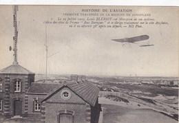 Histoire De L'Aviation - Première Traversée De La Manche En Aéroplane - Avions