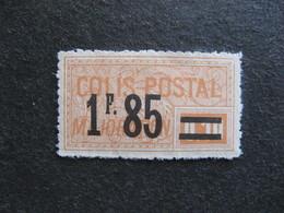 B). TB Timbre Colis Postaux N° 42, Neuf X. - Neufs