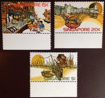 Singapore 1975 Views MNH - Singapore (1959-...)