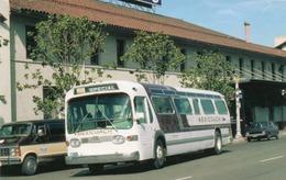 SANTA FE IN SAN DIEGO-CALIFORNIA 1986 MEXICOACH #25-NON VIAGGIATA - Autobus & Pullman