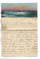 CHINE - Lettre Correspondance écrite De ARSENAL (TIENTSIN  ) Le 16/03/1937 - Belle Illustration  En Début De Page - Historical Documents