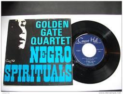 GOLDEN GATE QUARTET NEGRO SPIRITUALS - Gospel & Religiöser Gesang