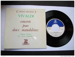 VIVALDI  CONCERTO POUR DEUX MANDOLINES  I SOLISTI  VENETI  VERSION ORIGINALE - Classical