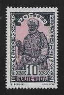 HAUTE VOLTA 1928 YT 47** - MNH - Neufs