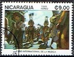 NICARAGUA # FROM 1985 STAMPWORLD 2674 - Nicaragua