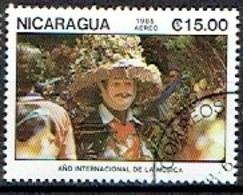 NICARAGUA # FROM 1985 STAMPWORLD 2675 - Nicaragua