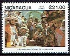 NICARAGUA # FROM 1985 STAMPWORLD 2676 - Nicaragua