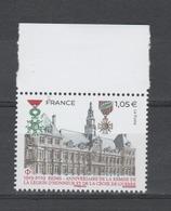FRANCE / 2019 / Y&T N° 5338 ? ** : Reims Légion D'Honneur Et Croix De Guerre BdF Haut - Gomme D'origine Intacte - France