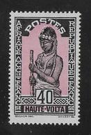 HAUTE VOLTA 1928 YT 52** - MNH - Neufs