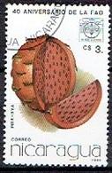 NICARAGUA # FROM 1986 STAMPWORLD 2756 - Nicaragua