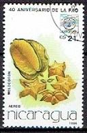 NICARAGUA # FROM 1986 STAMPWORLD 2758 - Nicaragua
