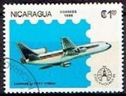 NICARAGUA # FROM 1986 STAMPWORLD 2763 - Nicaragua