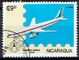 NICARAGUA # FROM 1986 STAMPWORLD 2766 - Nicaragua