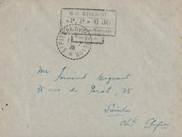 P.P. 0 30 SAINT-PIERRE-ET-MIQUELON - Polar Philately