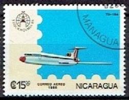 NICARAGUA # FROM 1986 STAMPWORLD 2767 - Nicaragua