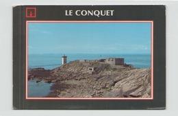 LE CONQUET LE PHARE ET LA POINTE DE KERMOVAN 29 - Le Conquet