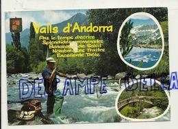 Valls D'Andorra. La Pêche. FISA - Andorre