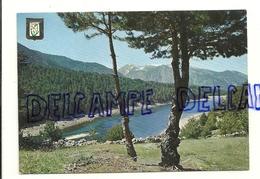 Valls D'Andorra. Lac D'Engolasters. FISA - Andorre