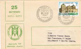 33403. Carta LAS PALMAS Gran Canaria (Canarias) 1974. Olimpiada Mundial BRIDGE, Juegos - 1931-Hoy: 2ª República - ... Juan Carlos I