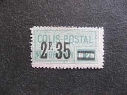 C). Timbre Colis Postaux TB N° 44, Neuf X. - Colis Postaux
