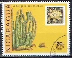 NICARAGUA # FROM 1987 STAMPWORLD 2870 - Nicaragua