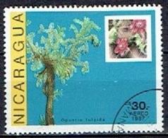NICARAGUA # FROM 1987 STAMPWORLD 2871 - Nicaragua