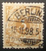 N°1293 TIMBRE DEUTSCHES OBLITERE - Oblitérés