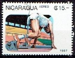 NICARAGUA # FROM 1987 STAMPWORLD 2875 - Nicaragua