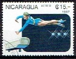 NICARAGUA # FROM 1987 STAMPWORLD 2876 - Nicaragua